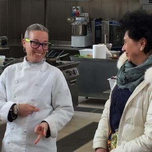 Corso di cucina vegana con Melania Moschini